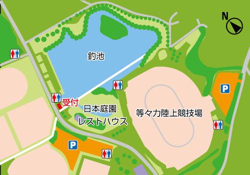 等々力緑地・等々力釣池